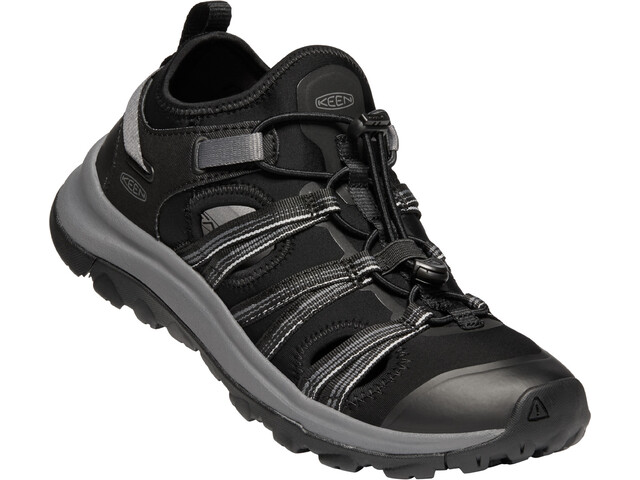 Keen Terradora II ATS Zapatillas Mujer, negro/gris